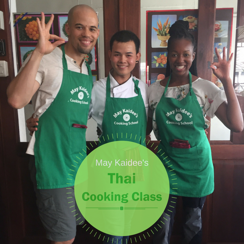 May Kaidee Cooking Class